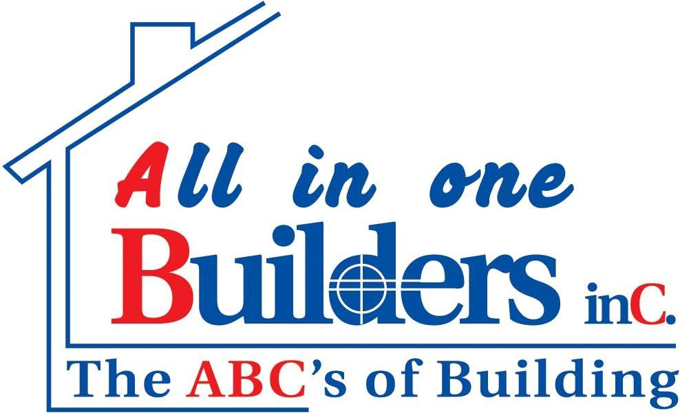 Logo All In One 001 All In One Builders