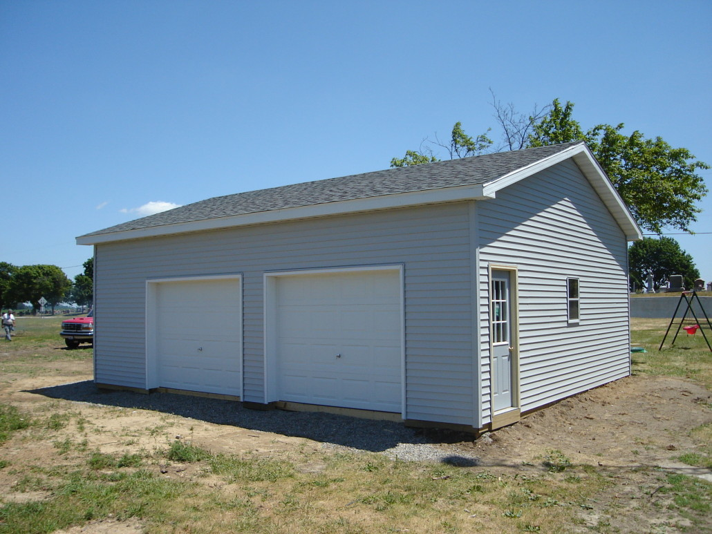 All in one builders west michigan pole barns garages for Pole barn style garage