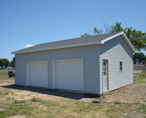 West Michigan pole barns, garages and add ons