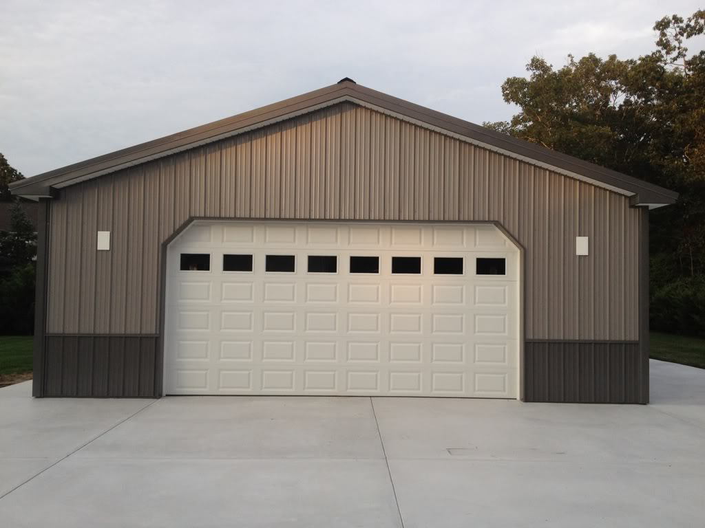 All in one builders west michigan pole barns garages for Pole building ideas
